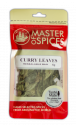 MASTER OF SPICES CURRY LEAVES 4G 09335886003816.