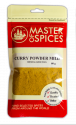 MASTER OF SPICES CURRY POWDER MILD 60G 09335886003243.