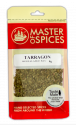 MASTER OF SPICES DRIED TARRAGON 8G 09335886003632.