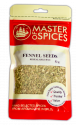 MASTER OF SPICES FENNEL SEEDS 52G 09335886003267.