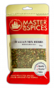 MASTER OF SPICES ITALIAN MIX HERBS 34G 09335886003557.