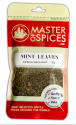 MASTER OF SPICES MINT LEAVES 18G 09335886003373.