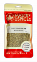 MASTER OF SPICES MIXED HERBS 24G 09335886003380.