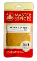 MASTER OF SPICES MORROCAN SPICE 60G 09335886003755.