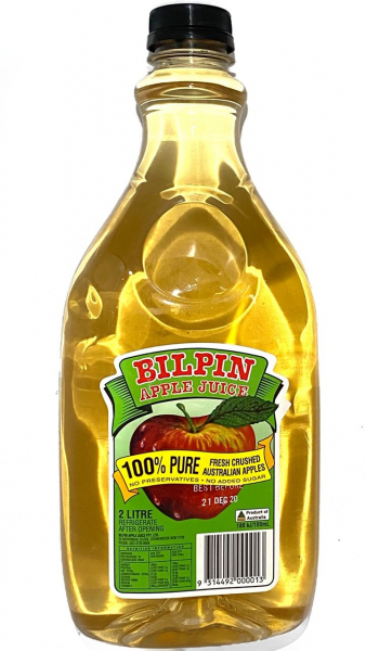 Bilpin Apple Juice BILPIN APPLE JUICE 2LT