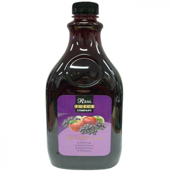 Real Juice Company REAL JUICE COMPANY APPLE BLACKCURRANT JUICE 2LT