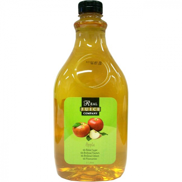 Real Juice Company REAL JUICE COMPANY APPLE JUICE 2LT