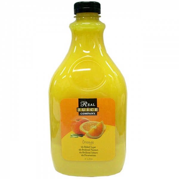Real Juice Company REAL JUICE COMPANY ORANGE JUICE 2LT