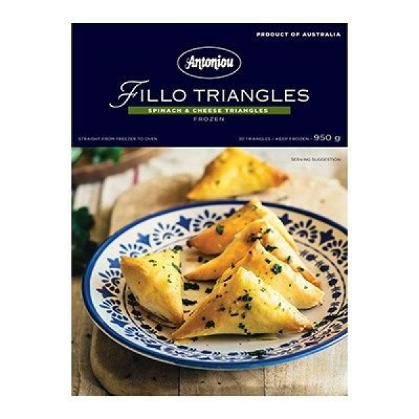 Antoniou ANTONIOU FILO TRIANGLES 375G