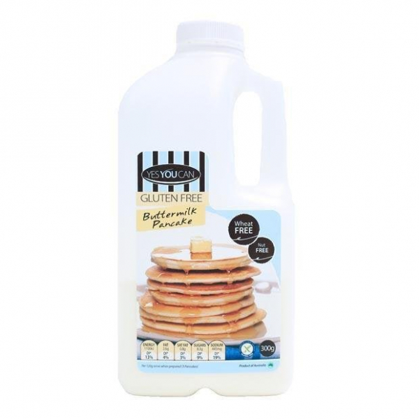 Yes You Can YES YOU CAN BUTTERMILK PANCAKE MIX 300G