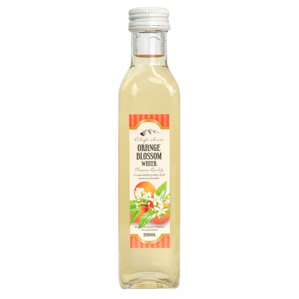 Chef\'s Choice CHEF'S CHOICE ORANGE BLOSSOM WATER 250ML