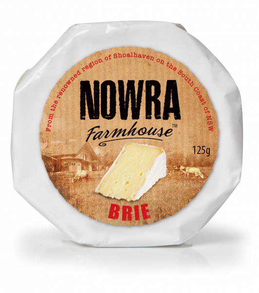 NOWRA FARMHOUSE BRIE