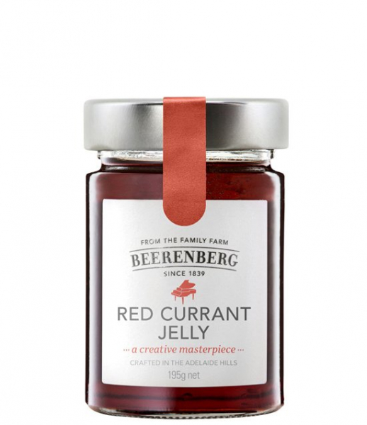 Beerenberg BEERENBERG RED CURRANT JELLY 195G