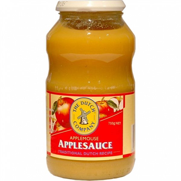 The Dutch Company DUTCH COMPANY APPLE SAUCE 720G