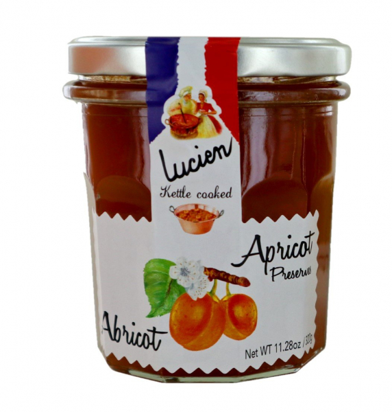 Lucien Georgelin LUCIEN GEORGELIN APRICOT PRESERVES 320G