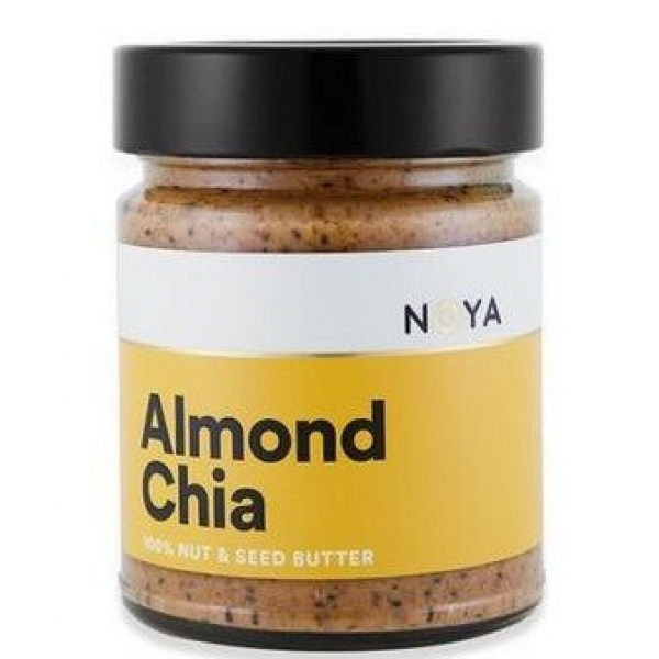 Noya NOYA ALMOND CHIA BUTTER 250ML