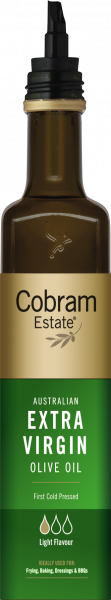 Cobram Estate COBRAM ESTATE EXTRA VIRGIN OLIVE OIL LIGHT 375ML