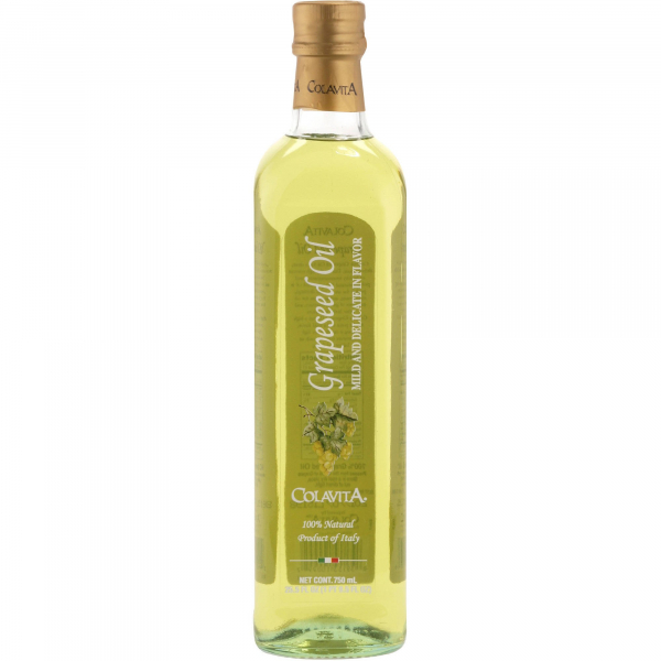 Colavita COLAVITA GRAPESEED OIL 750ML