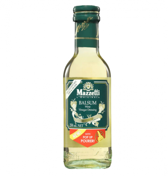 Mazetti MAZETTI WHITE VINEGAR 250ML
