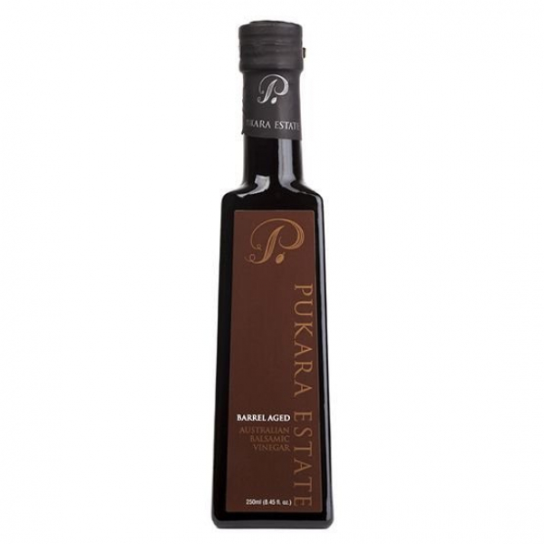 Pukara Estate PUKARA ESTATE BARREL AGED BALSAMIC VINEGAR 250ML
