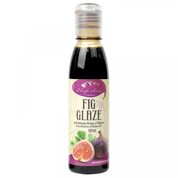 "Chef\'s Choice CHEF""S CHOICE FIG BALSAMIC GLAZE 150ML"