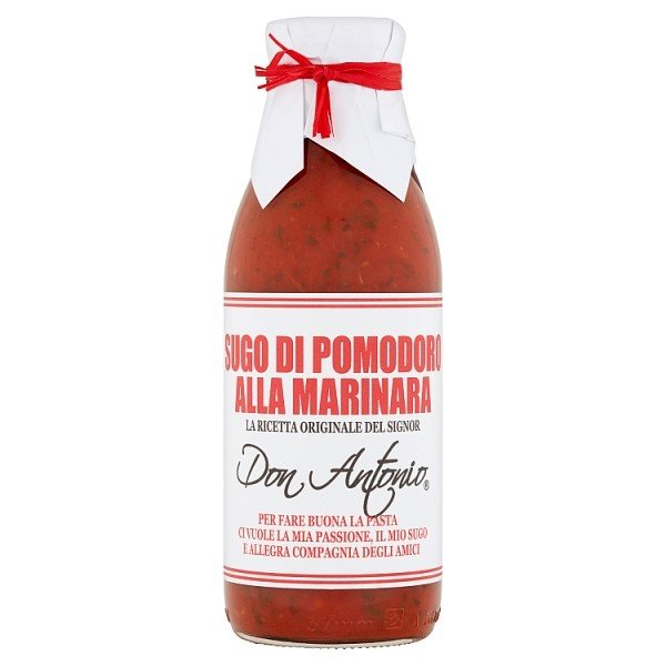 Don Antonio Pasta Sauce DON ANTONIO MARINARA HEAT & SERVE PASTA SAUCE 500G