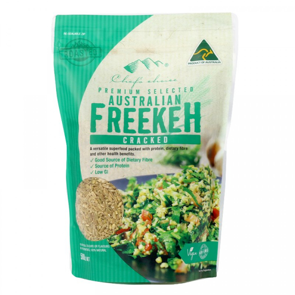 Chef\'s Choice CHEF'S CHOICE FREEKEH CRACKED 500G