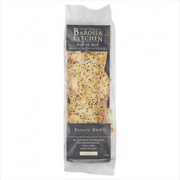 Barossa Kitchen BAROSSA KITCHEN BAROSSA BARK NIGELLA 100G