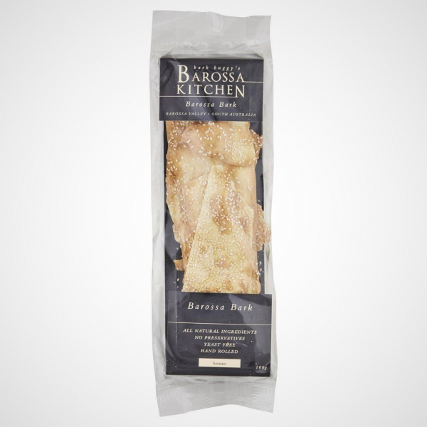 Barossa Kitchen BAROSSA KITCHEN BAROSSA BARK SESAME 100G
