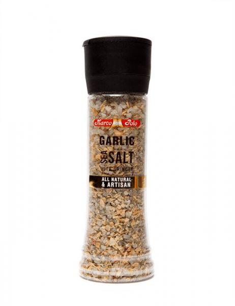 Marco Polo MARCO POLO GARLIC SEA SALT 255G