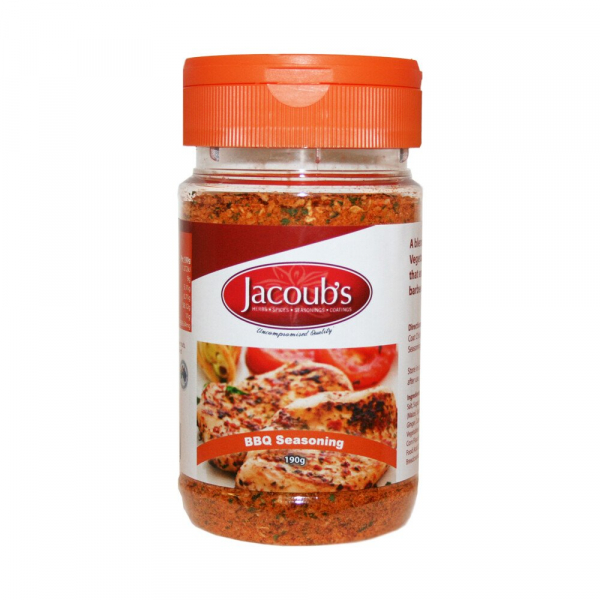 Jacoub\'s JACOUB'S BBQ SEASONING 190G