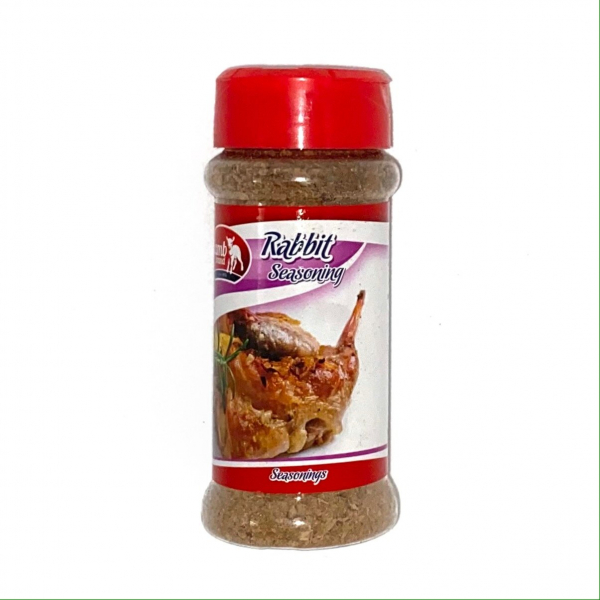 Lamb Brand LAMB BRAND RABBIT SEASONING 50G