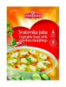 PODRAVKA VEGETABLE SOUP WITH SEMOLINA DUMPLINGS 58G 03850104004964.