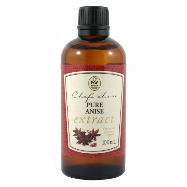 Chef's Choice CHEF'S CHOICE PURE ANISE EXTRACT 100ML