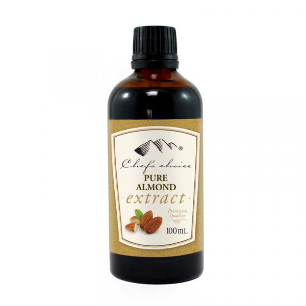 Chef\'s Choice CHEF'S CHOICE ALMOND EXTRACT 100ML