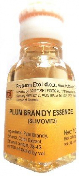 PLUM BRANDY ESSENCE 10ML