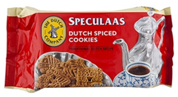 The Dutch Company THE DUTCH COMPANY SPECULAS COOKIES 400G