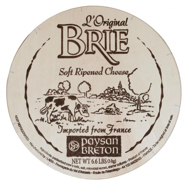 L'ORIGINAL FRENCH BRIE