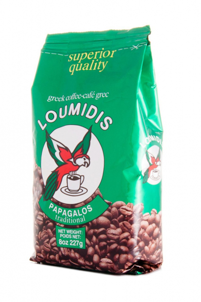 LOUMIDIS GREEK COFFEE 500G 05201219484314.