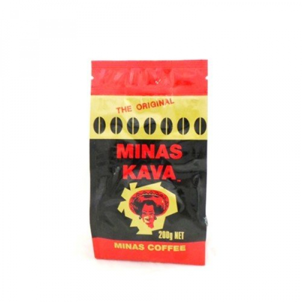 MINAS COFFEE 200G