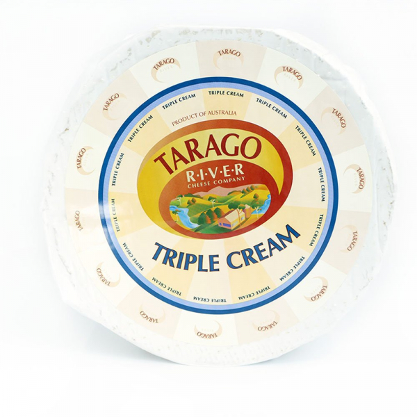 Tarago River Cheese TARGO RIVER TRIPLE CREAM BRIE