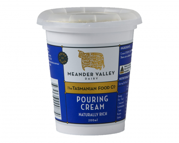 MEANDER VALLEY MEANDER VALLEY POURING CREAM 200ML