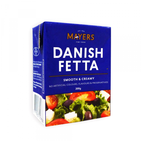 Mayers MAYERS DANISH FETA 200G