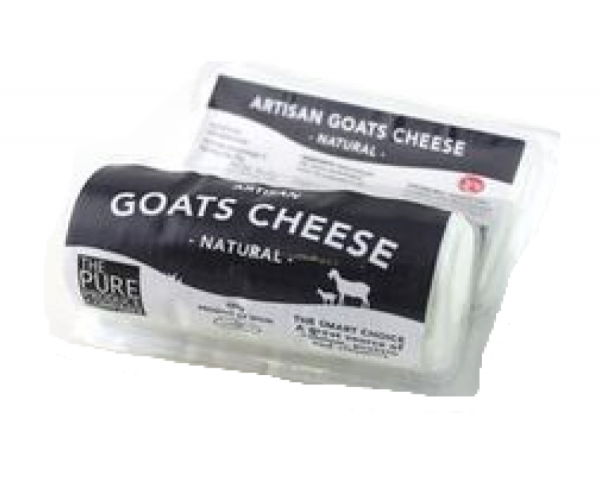 ARTISAN NATURAL GOATS CHEESE 100G