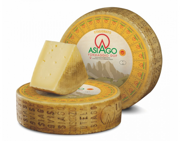 ITALIAN ASIAGO - SLICED SLICED