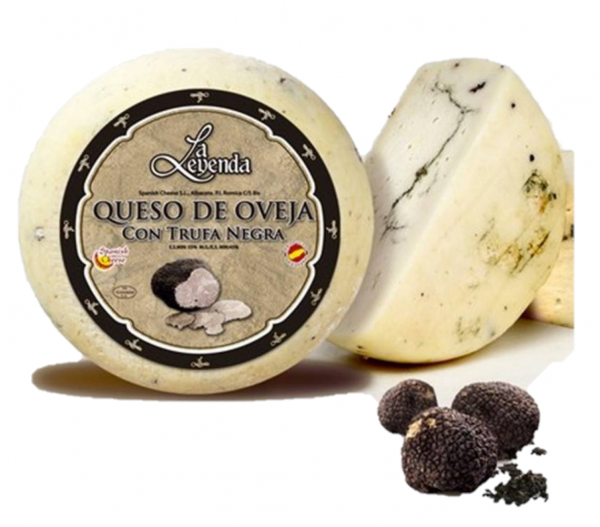 MANCHEGO WITH TRUFFLE